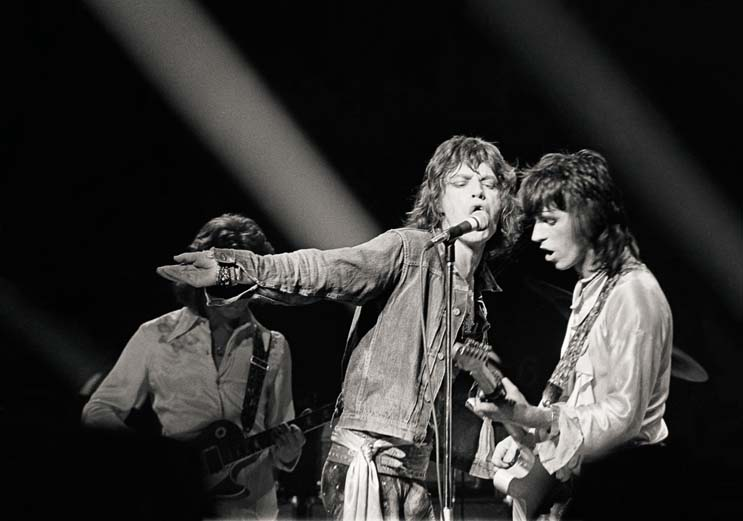 STP Exposed: A Field Guide To 1972 Tour Photographs (Rolling